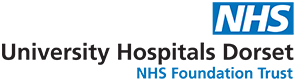 University Hospitals Dorset NHS Foundation Trust logo